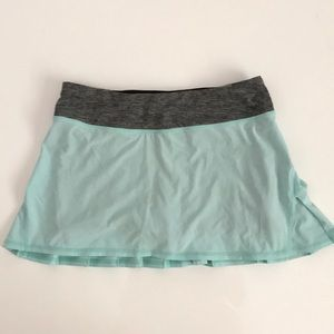 Lulu lemon tennis skirt